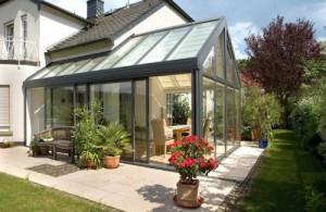 Bygga vinterträdgård